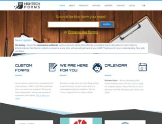 formsonadisk.com screenshot
