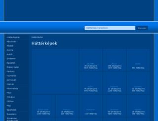 formula1info.lapunk.hu screenshot