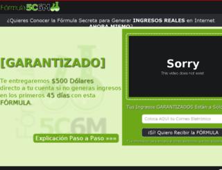 formula5c6m.com screenshot