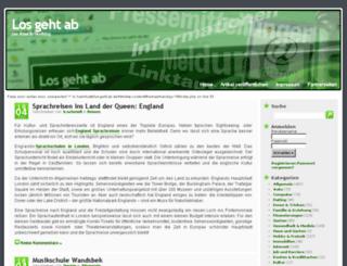 formulare.los-geht-ab.de screenshot
