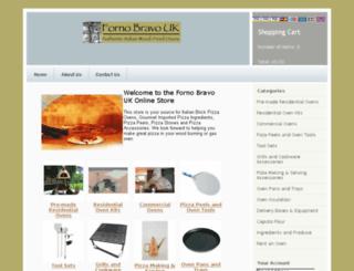 fornobravoukshop.co.uk screenshot