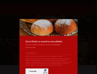 fornpesdesapalla.es screenshot