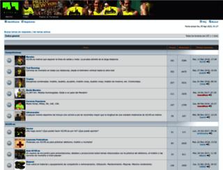 foro.42195.es screenshot