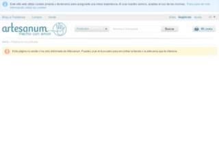 foro.artesanum.com screenshot