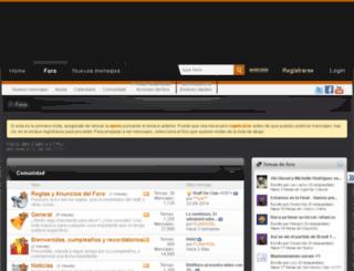 foro.clanco.com.ar screenshot