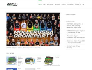 foro.dronesdecarreras.com screenshot
