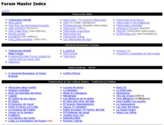 foro.telenovela-world.com screenshot