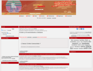 forocomunista.com screenshot