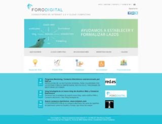 forodigital.es screenshot