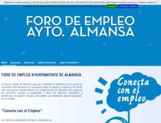 foroempleoalmansa.com screenshot