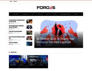 foroes.net screenshot