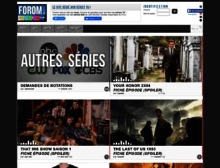 forom.com screenshot