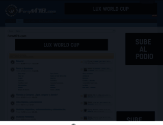 foromtb.com screenshot