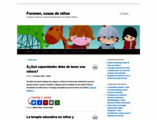 foronen.com screenshot