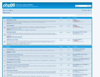 foros.chefuri.net screenshot