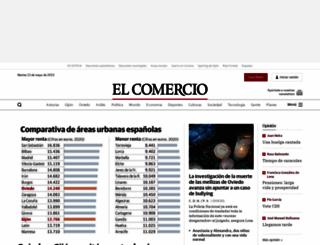 foros.elcomerciodigital.com screenshot