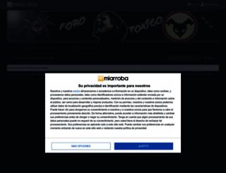 forotoxico.mforos.com screenshot
