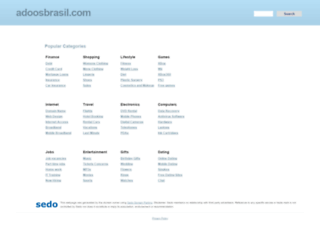 fortaleza.adoosbrasil.com screenshot