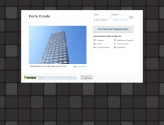 fortecondo.mybuilding.org screenshot
