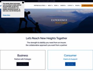 fortegra.com screenshot