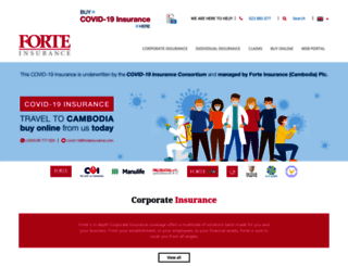 forteinsurance.com screenshot