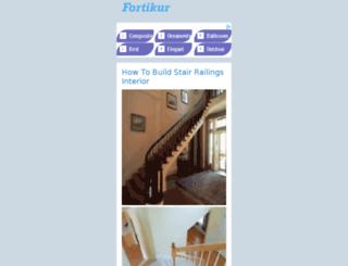 fortikur.com screenshot