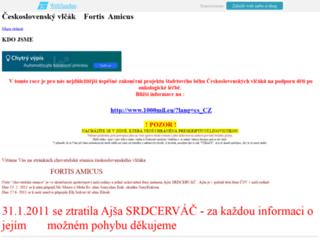 fortisamicus.wbs.cz screenshot