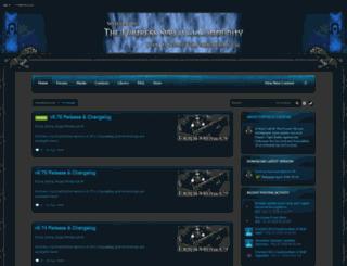 fortress-survival.com screenshot