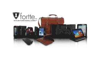 fortte.com screenshot