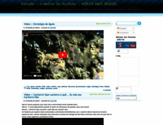 fortube.blogspot.com screenshot