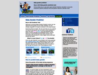 fortunebaby.com screenshot