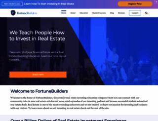 fortunebuilders.com screenshot