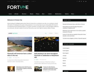 fortunecity.co.uk screenshot