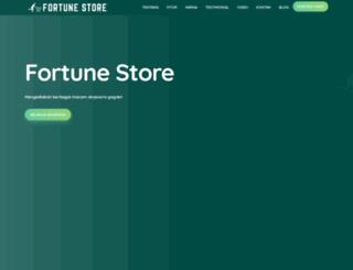 fortunetechno.com screenshot