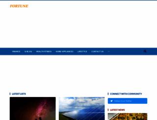 fortunetelleroracle.com screenshot