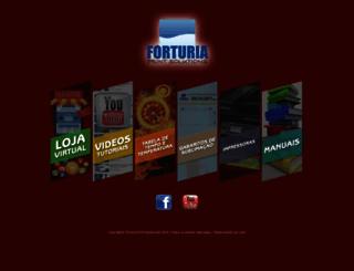forturia.com.br screenshot