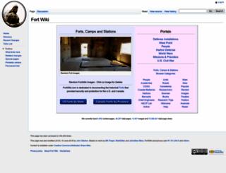 fortwiki.com screenshot