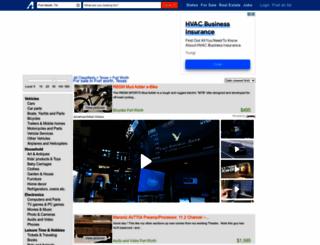 fortworth.americanlisted.com screenshot