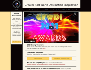 fortworth.txdi.org screenshot
