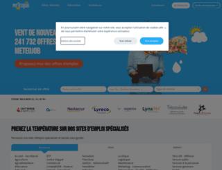 forum-emploi.meteojob.com screenshot