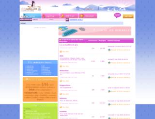 forum-jeu.bebevallee.com screenshot