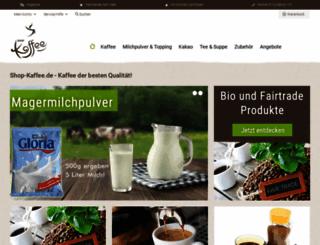 forum-kaffee.de screenshot