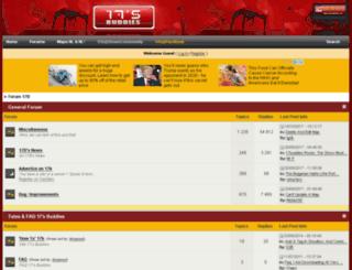 forum.17buddies.net screenshot
