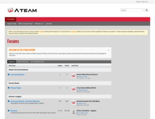 forum.a-tm.co.jp screenshot