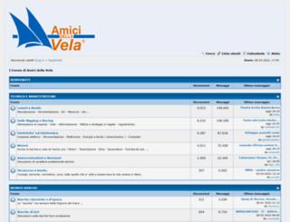 forum.amicidellavela.it screenshot