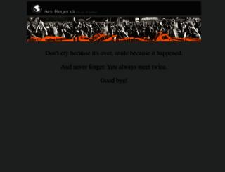 forum.ars-regendi.com screenshot