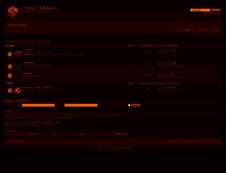 forum.asroma.hu screenshot