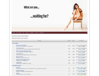 forum.attractioninstitute.com screenshot