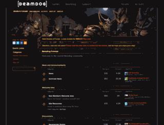 forum.baldursgate.com screenshot