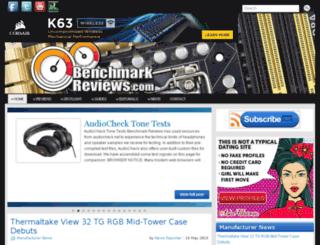 forum.benchmarkreviews.com screenshot